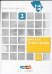 Voorlichting, advies en instr niveau 3