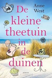 Kleine theetuin in de duinen
