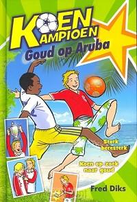 Koen kampioen goud op aruba