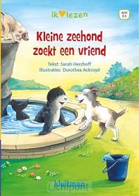 Kleine zeehond zoekt een vriend