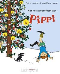 Kerstboomfeest van pippi