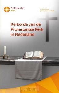 Kerkorde en generale regelingen van de P