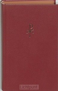 Liedboek 5509 bordeaux balacron klein
