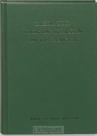 Liedboek 5609 groen koorbundel 491gezang