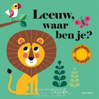 Leeuw waar ben je