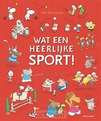 Wat een heerlijke sport!