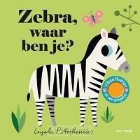 Zebra waar ben je