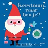 Kerstman waar ben je?