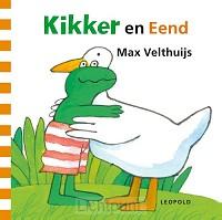 Kikker en Eend kartonboek