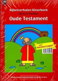 Kleurboek OT (RO) bij de B-boekjes