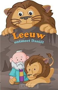 Leeuw ontmoet daniel