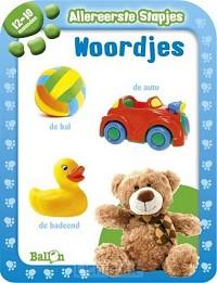Babys eerste boek woordjes 12-18 maanden