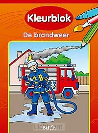 Kleurblok brandweer