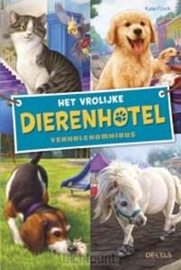 Vrolijke dierenhotel
