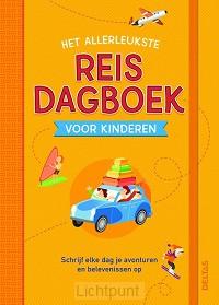 Allerleukste reisdagboek voor kinderen