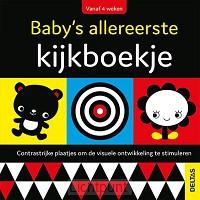Baby's allereerste kijkboekje (vanaf 4 w