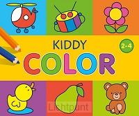 Kiddy color 2-4 jaar