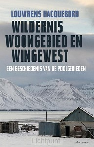 Wildernis woongebied en wingewest