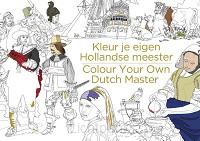 Kleur je eigen hollandse meester/colour