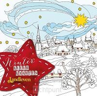 Winterkleurkaarten Landleven