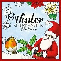 Winterkleurkaarten