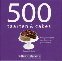 500 taarten & cakes