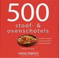 500 stoof- en ovenschotels