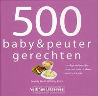 500 baby en peuterrecepten