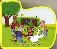 Kikker en zijn vriendjes foamboekje