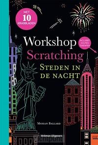 Workshop scratching: steden in de nacht