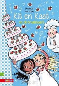 Kit en Kaat en de bruidstaart