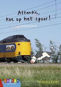 Attentie koe op het spoor!