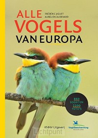 Alle vogels van Europa