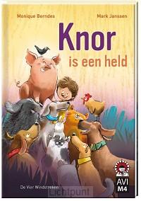 Knor is een held