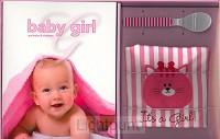 Baby-girl boekbox