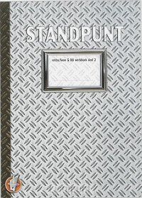 2 Vmbo/lwoo&bbl / Standpunt / Werkboek