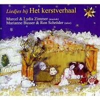 Liedjes bij het kerstverha