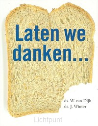 Laten we danken