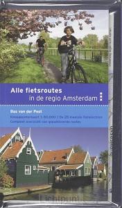 Alle fietsroutes regio amsterdam