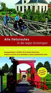 Alle fietsroutes in Groningen