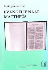 Lezingen over het evangelie n Mattheus