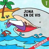 Kleurboek jona en de vis