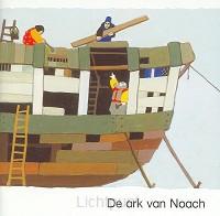 Miniboekje ark van noach