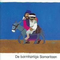Miniboekje barmhartige samaritaan
