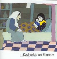 Miniboekje zacharias en elisabet
