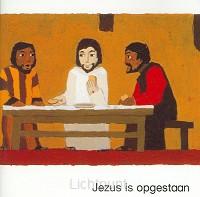 Miniboekje Jezus is opgestaan