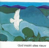 Miniboekje God maakt alles nieuw