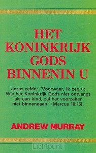 Koninkrijk Gods binnenin u