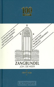 Zangbundel muziek jubileum ed