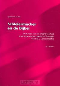 Schleiermacher en de bijbel